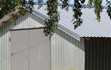 Repairing Bristol Metal Garage Roofing